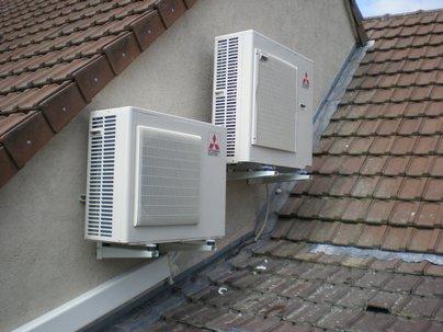 Installation et vente de climatisation réversible La Roche