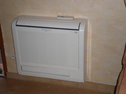 Pose et vente de climatisation réversible Les Granges-le-Roi