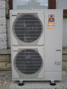 Installation ou dépannage de pompes à chaleur sur Nozay