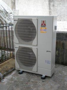 Installation ou dépannage de pompes à chaleur sur Chanval