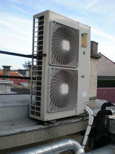 Pose et vente de climatisation réversible Bures-sur-Yvette
