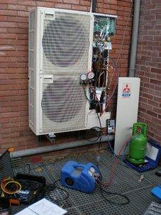 Pose et vente de climatisation réversible Ville Sauvage